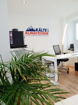 Kälte und Klimatechnik Andreas Sammer Firmenauto